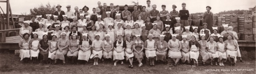 Staff of Metcalfe Foods, 1930s