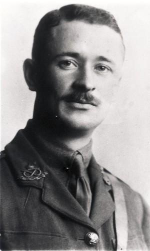 Queen's WWI - MacTavish, Roswell Murray