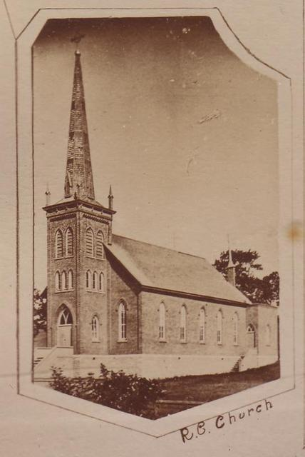 St. Vincent de Paul church, c.1895
