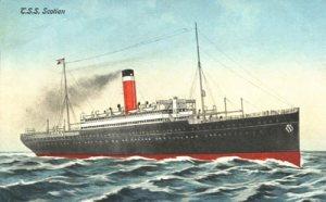 SS Scotian