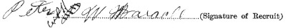 Peter W. Maracle signature