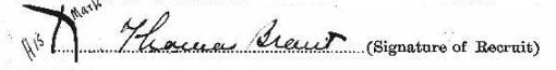 Thomas Brant (Hill) signature