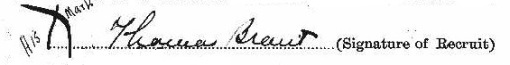 Thomas Brant (Hill) signature