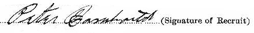 Peter Barnhardt signature