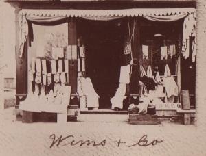 Wims & Co. store, Deseronto
