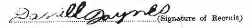 Daniel Jaynes signature