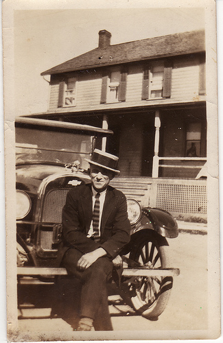 Clarence Johndrew