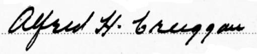Alfred Henry Creeggan signature.JPG