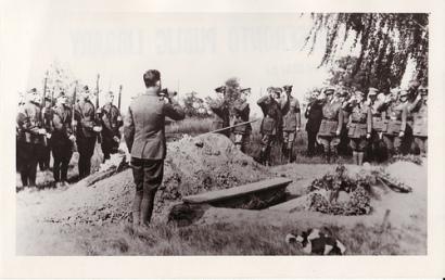 Funeral of Colin Goss Coleridge