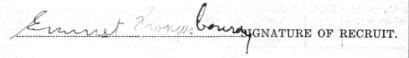 Emmet Thomas Conroy signature