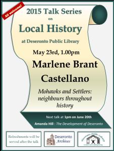 History talks poster