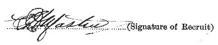 Clayton Herbert Mastin signature