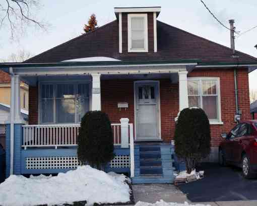 268 William Street, Belleville today