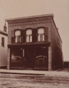 Bank of Montreal, c.1895