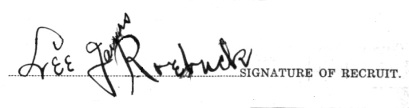 Lee J. Roebuck signature