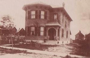 William Stoddart's house